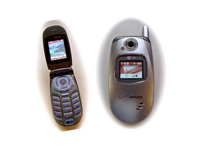 Flip phone blog